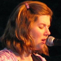 Author Dar Williams