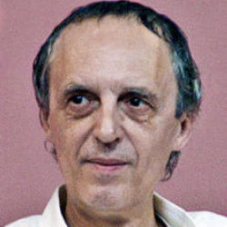 Author Dario Argento