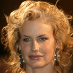 Author Daryl Hannah