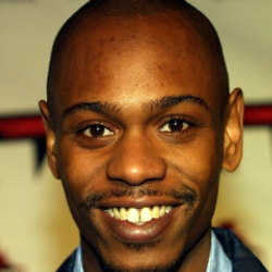 Author Dave Chappelle
