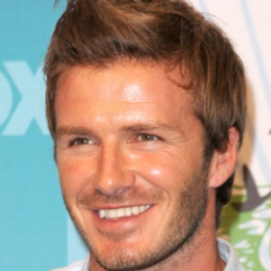 Author David Beckham