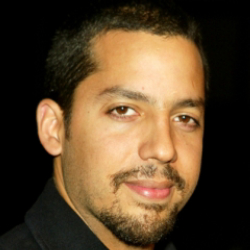 Author David Blaine