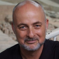 Author David Brin