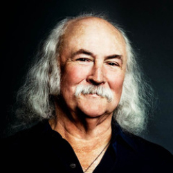 Author David Crosby