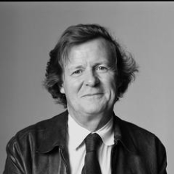 Author David Hare