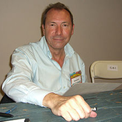 Author David Lloyd