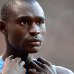 Author David Rudisha