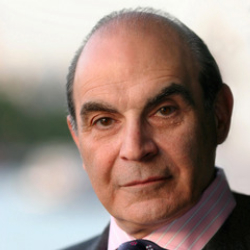Author David Suchet