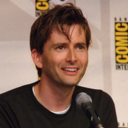 Author David Tennant