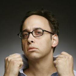 Author David Wain