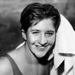Author Dawn Fraser