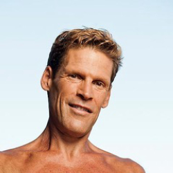 Author Dean Karnazes