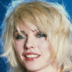 Author Debbie Harry