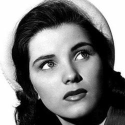 Author Debra Paget