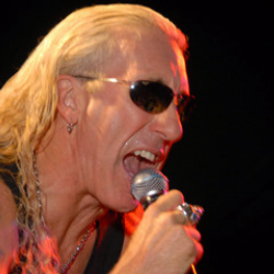 Author Dee Snider