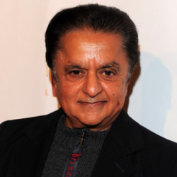 Author Deep Roy