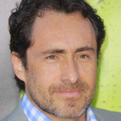 Author Demian Bichir