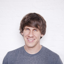 Author Dennis Crowley