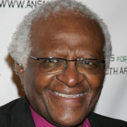 Author Desmond Tutu