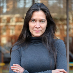 Author Diane Paulus