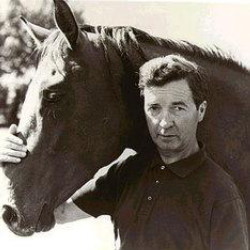 Author Dick Francis