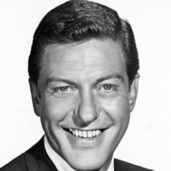 Author Dick Van Dyke