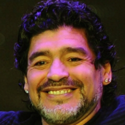Author Diego Maradona