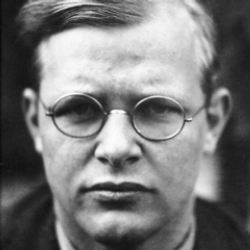 Author Dietrich Bonhoeffer