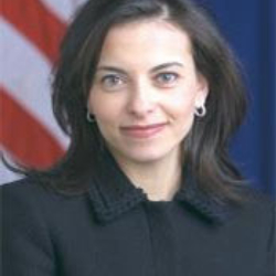 Author Dina Powell