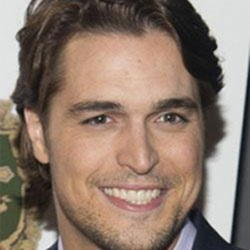 Author Diogo Morgado