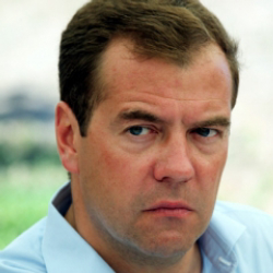 Author Dmitry Medvedev