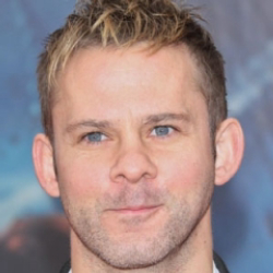 Author Dominic Monaghan