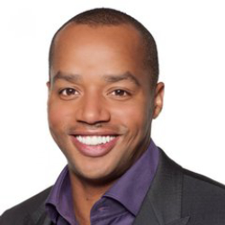 Author Donald Faison