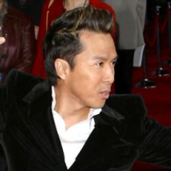 Author Donnie Yen