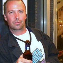 Author Doug Stanhope