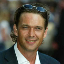 Author Dougray Scott