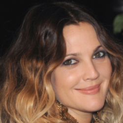 Author Drew Barrymore