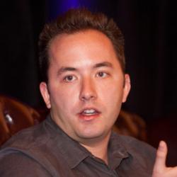 Author Drew Houston