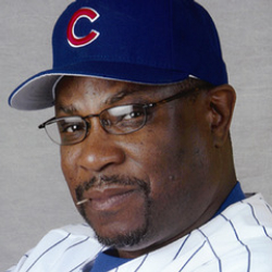 Author Dusty Baker