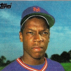 Author Dwight Gooden