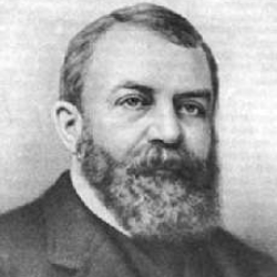 Author Dwight L. Moody