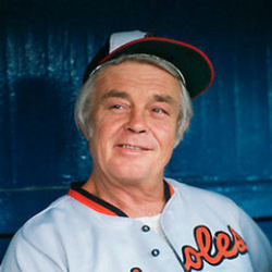 Author Earl Weaver