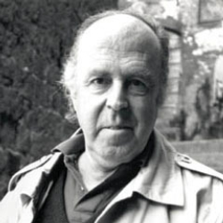 Author Earle Brown