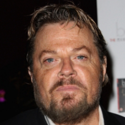 Author Eddie Izzard