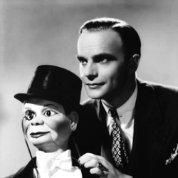Author Edgar Bergen