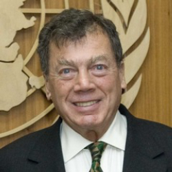 Author Edgar Bronfman, Sr.