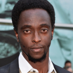 Author Edi Gathegi