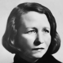 Author Edna St. Vincent Millay