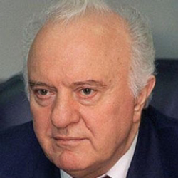 Author Eduard Shevardnadze