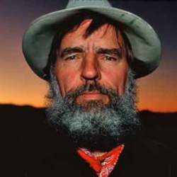 Author Edward Abbey